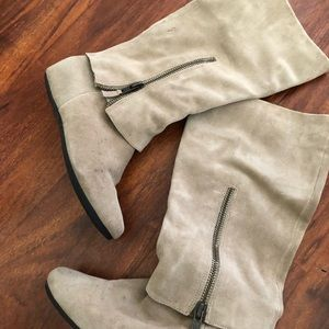 Steve Madden Taupe/Sand Boots
